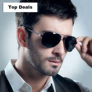 Other - High Performance Pilot Aviator Fashion Sunglasses